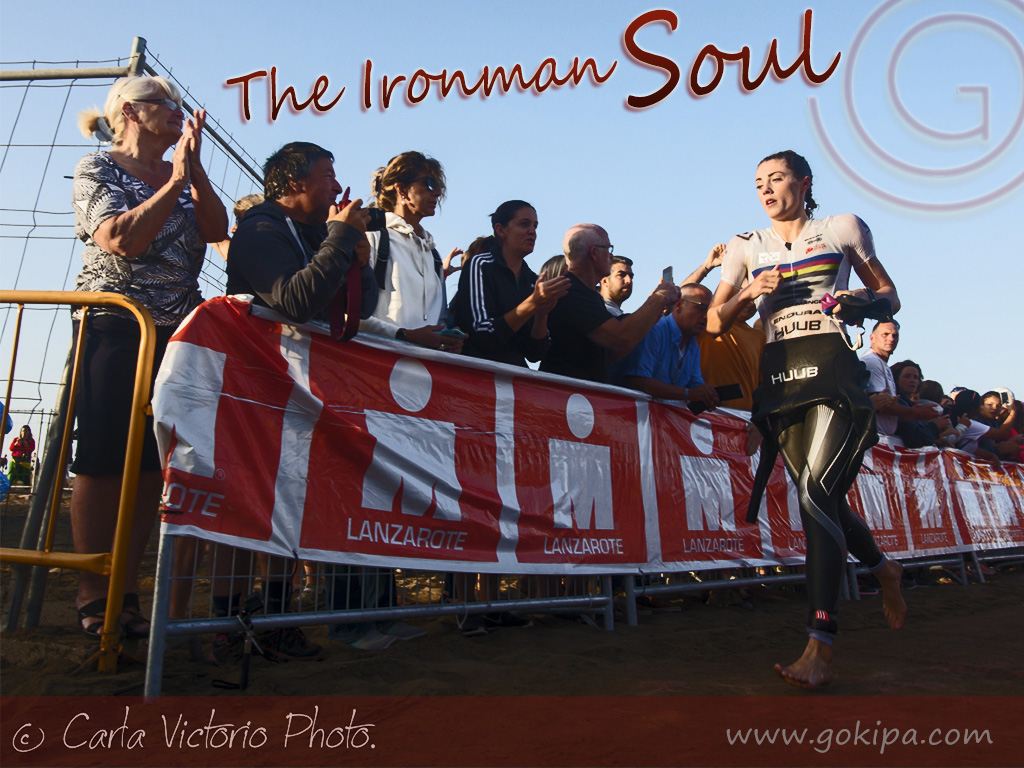 Ironman Lanzarote, Transition race, Lucy Charles