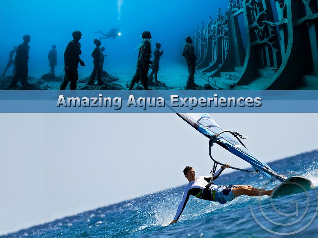 lanzarote holidays, aqua experiences, sports lanzarote, aqua sports